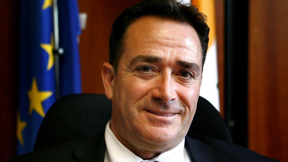 Ο Γ. Μαρκοπουλιώτης νέος επικεφαλής της αντιπροσωπείας της Κομισιόν στην Αθήνα