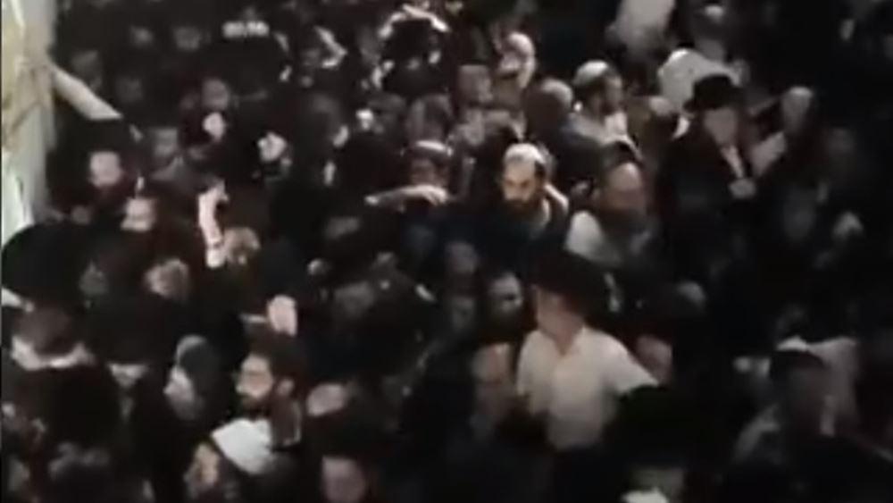 Ισραήλ: Ξεκινά έρευνα για το ποδοπάτημα στο θρησκευτικό φεστιβάλ