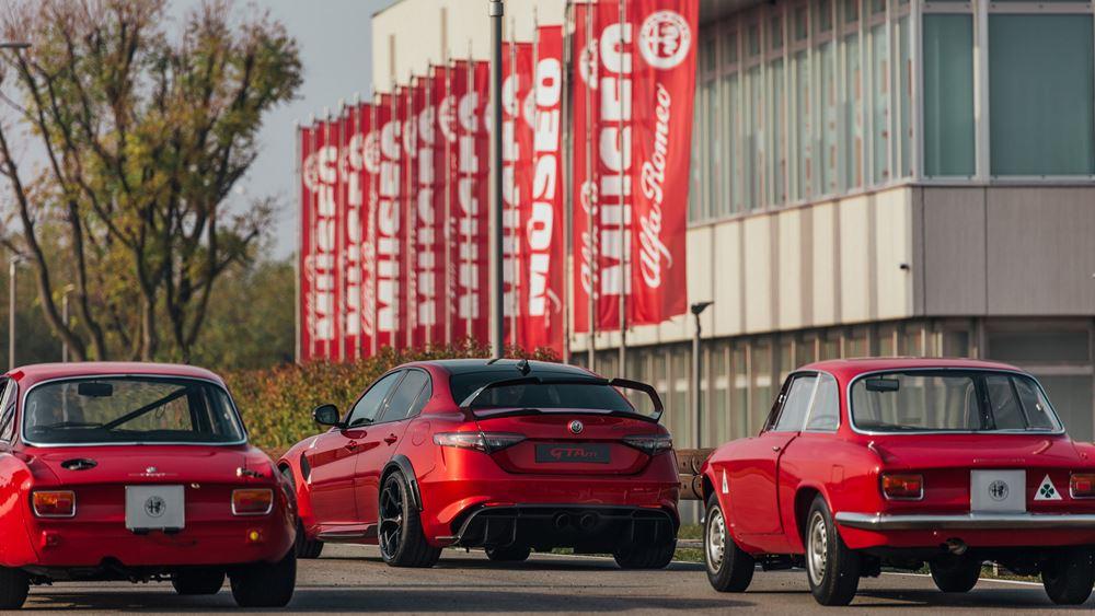 H Alfa Romeo προσκαλεί τους Alfisti για τα 111α γενέθλιά της