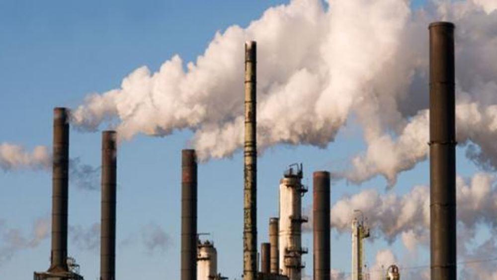Είκοσι εταιρείες ευθύνονται για το 1/3 των παγκόσμιων ρύπων  από το 1965 μέχρι σήμερα