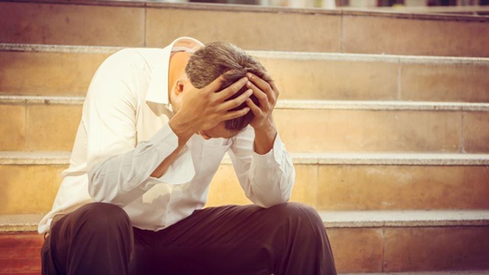 Άνδρες οι περισσότεροι αυτόχειρες στην Ελλάδα - Από 40 έως 59 ετών οι περισσότερες αυτοκτονίες