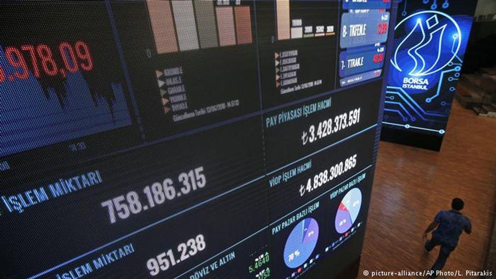 CNBC: Η Τουρκία πέρασε ένα κρίσιμο τεστ της αγοράς μετά από μήνες αναταραχών