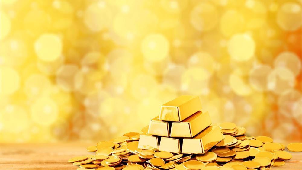 Με απώλειες έκλεισε ο χρυσός αλλά με την καλύτερη εβδομαδιαία επίδοση από τα μέσα Δεκεμβρίου