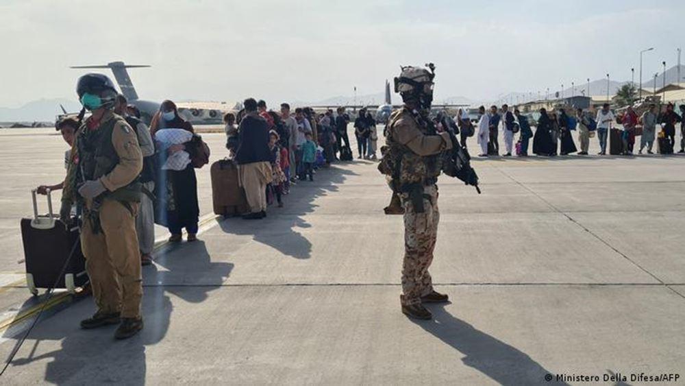 Ιταλία: Κατάσταση συναγερμού για τους Αφγανούς