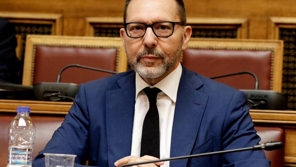 Στουρνάρας: Το ΑΕΠ της Ελλάδας θα συρρικνωθεί 6% φέτος σύμφωνα με το βασικό σενάριο