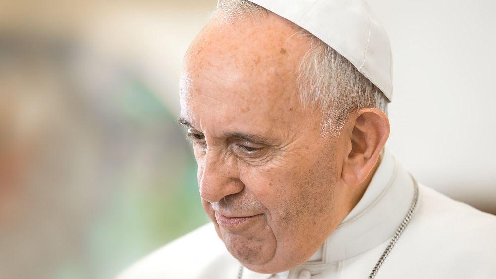 Πάπας Φραγκίσκος: Υπάρχουν και κάποιοι καρδινάλιοι αρνητές του κορονοϊού