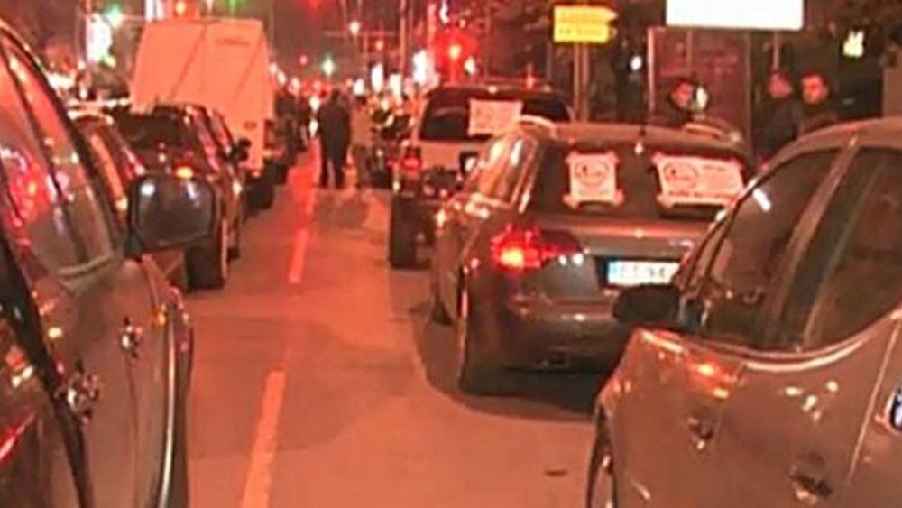 Βουλγαρία: Αποκλεισμός δρόμων για την αύξηση της τιμής των καυσίμων
