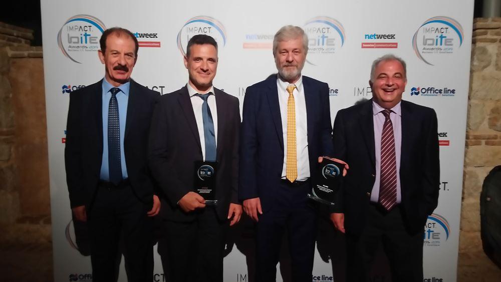 Διπλή διάκριση της Data Communication στα BITE Awards 2019