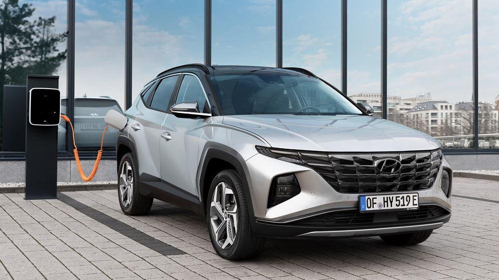 Το νέο Hyundai Tucson Plug-in Hybrid στην Ελλάδα