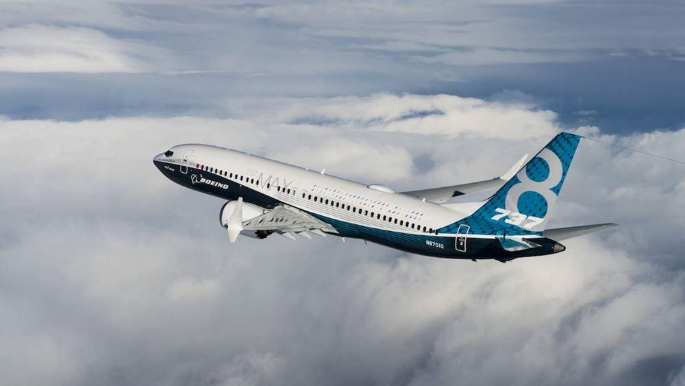 Η Boeing ανακοίνωσε ζημιές ύψους 641 εκατ. δολ. στο α' τρίμηνο
