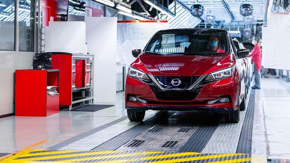 """Η Nissan γιορτάζει την """"Παγκόσμια Ημέρα Ηλεκτρικών Οχημάτων"""" με το 500.000ό Leaf"""