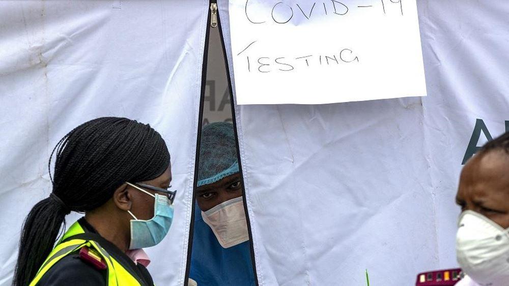 Νιγηρία: Εντοπίστηκε μετάλλαξη του κορονοϊού παρόμοια με εκείνη της Βρετανίας