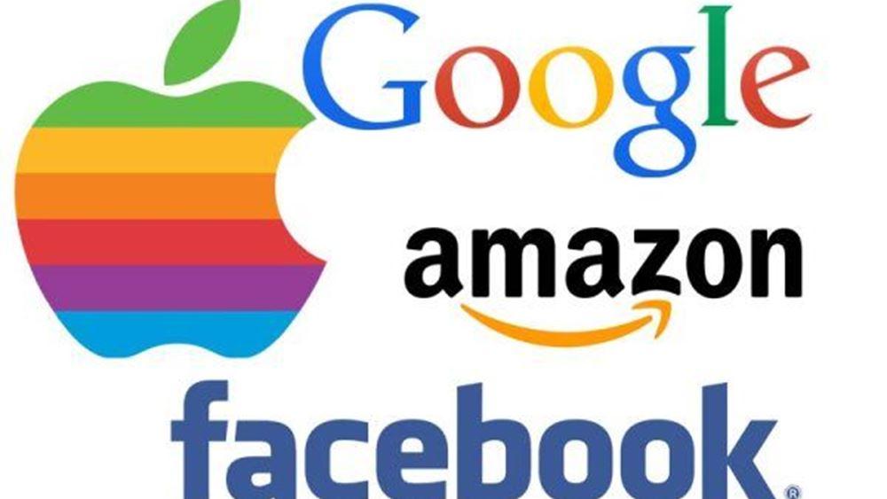 Η Γαλλία δίνει φορο-χαστούκι στους τεχνολογικούς κολοσσούς των ΗΠΑ