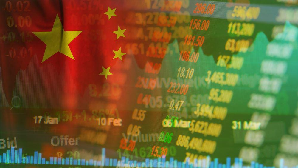 Αύξησε αιφνιδιαστικά τα βραχυπρόθεσμα επιτόκια η Κίνα