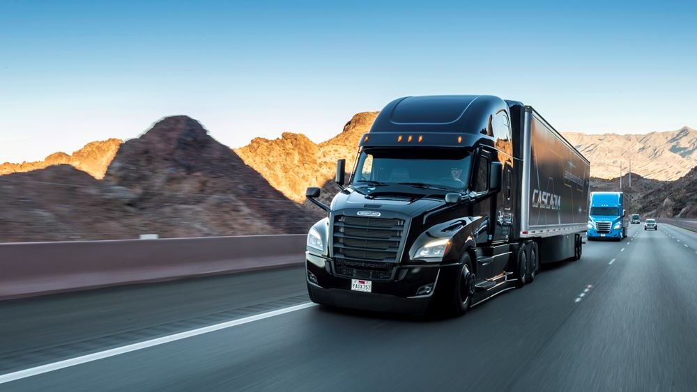 Autonomous Technology Group από την Daimler Trucks