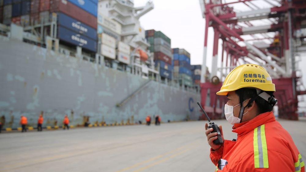 """Κοροναϊός: Η επιδημία στην Κίνα """"ίσως"""" μειώσει το ΑΕΠ των ΗΠΑ κατά 0,2 ως 0,3% το 1ο τρίμηνο"""