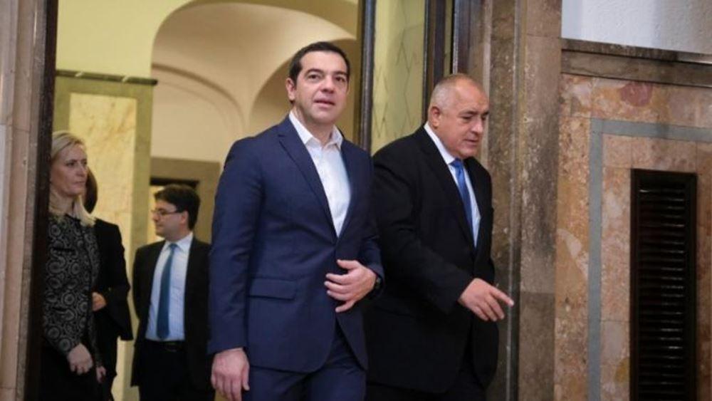 Α. Τσίπρας: Ελλάδα και Βουλγαρία βασικοί πυλώνες της ενεργειακής στρατηγικής της ΕΕ