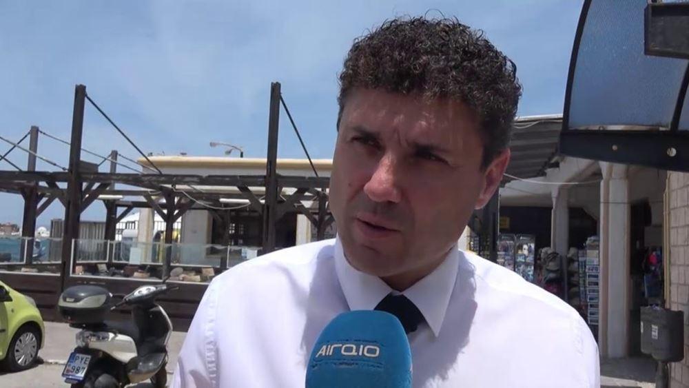 Δήμαρχος Σύμης: Κινδυνεύουμε με ξεσηκωμό των μεταναστών
