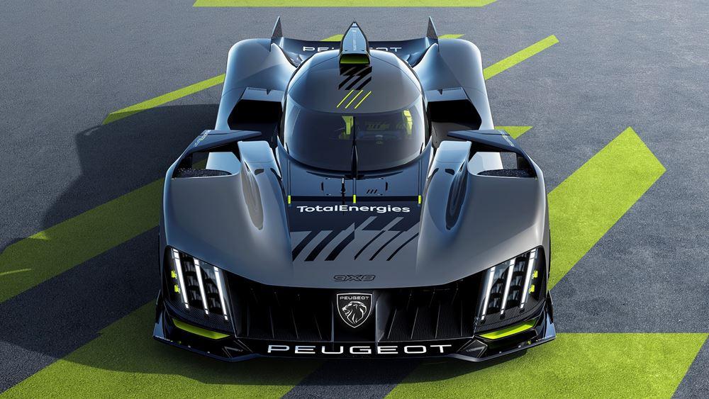 9X8: Το νέο Hypercar της Peugeot για το WEC