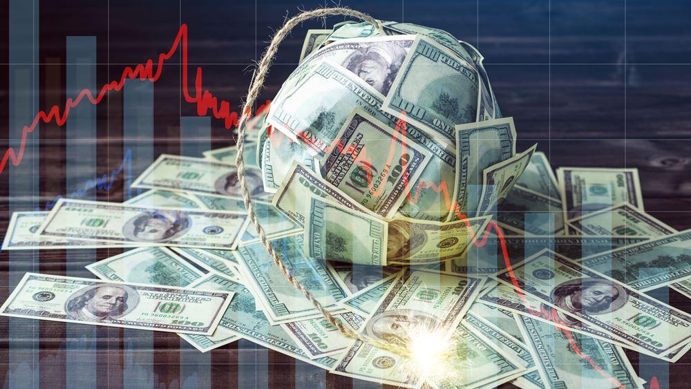 Ένας... Φρανκενστάιν 52 τρισ.δολ. στα θεμέλια του παγκόσμιου τραπεζικού συστήματος