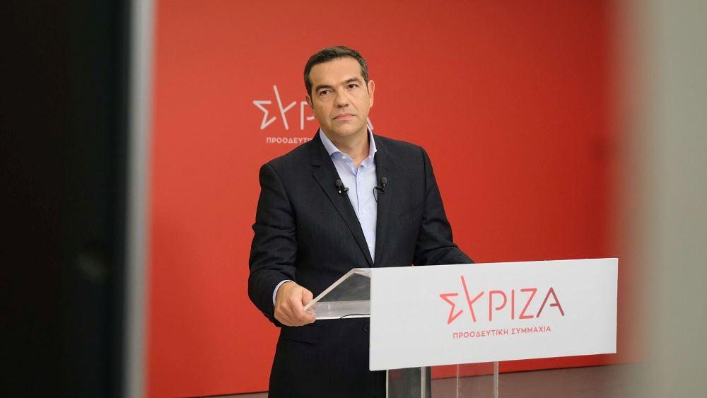 Τσίπρας σε βουλευτές ΣΥΡΙΖΑ: Ετοιμάζεται 'σχέδιο αντι-πισσαρίδη' (και) για νέο ΕΣΥ