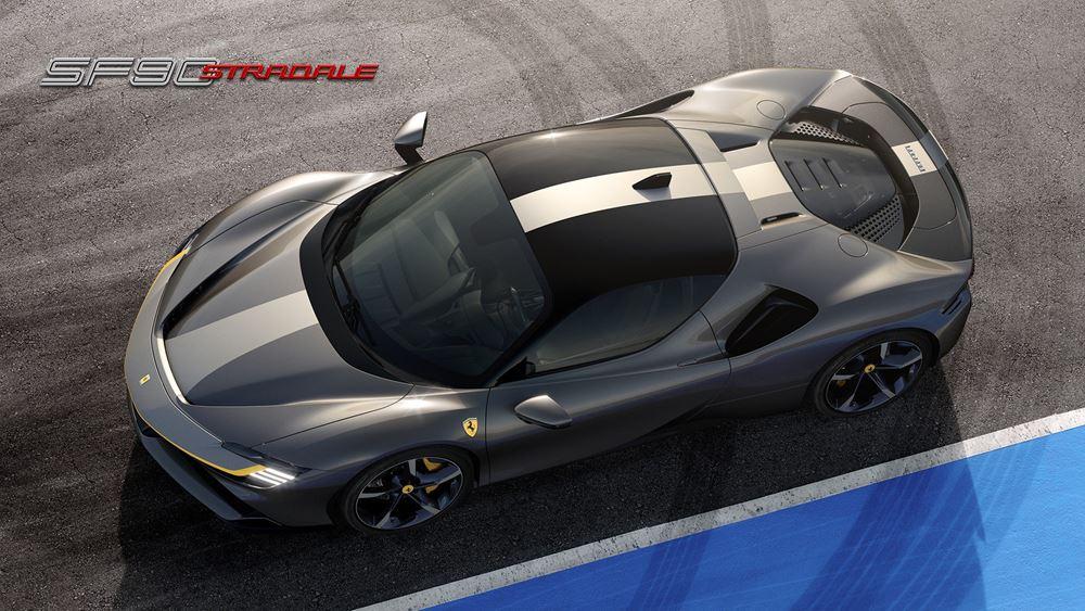 Ferrari: Μετά το 2025 το πρώτο ηλεκτρικό μοντέλο