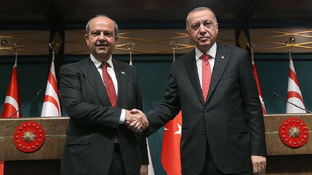 Στην Τουρκία τη Δευτέρα ο Τατάρ