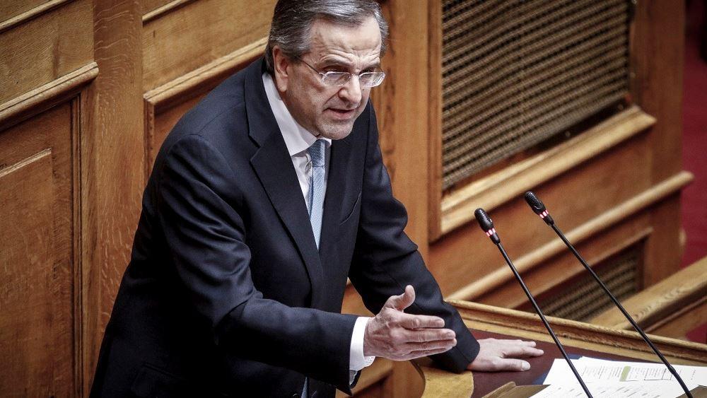 H πρόταση της Mέρκελ για Grexit και η απόρριψή της από τον Αντ. Σαμαρά