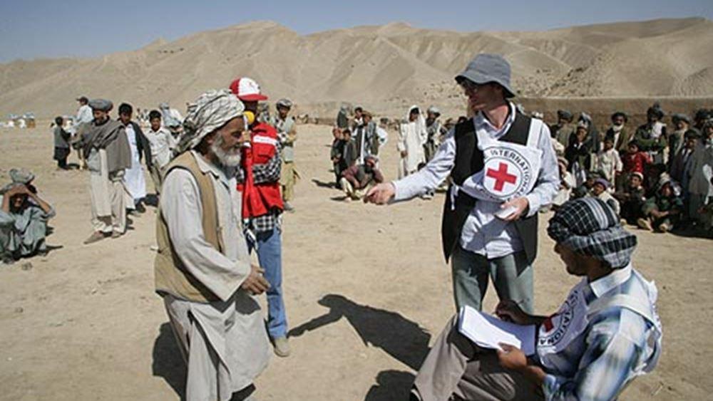 Αφγανιστάν: Οι Ταλιμπάν ανακάλεσαν την απαγόρευση που είχαν επιβάλει στον Ερυθρό Σταυρό