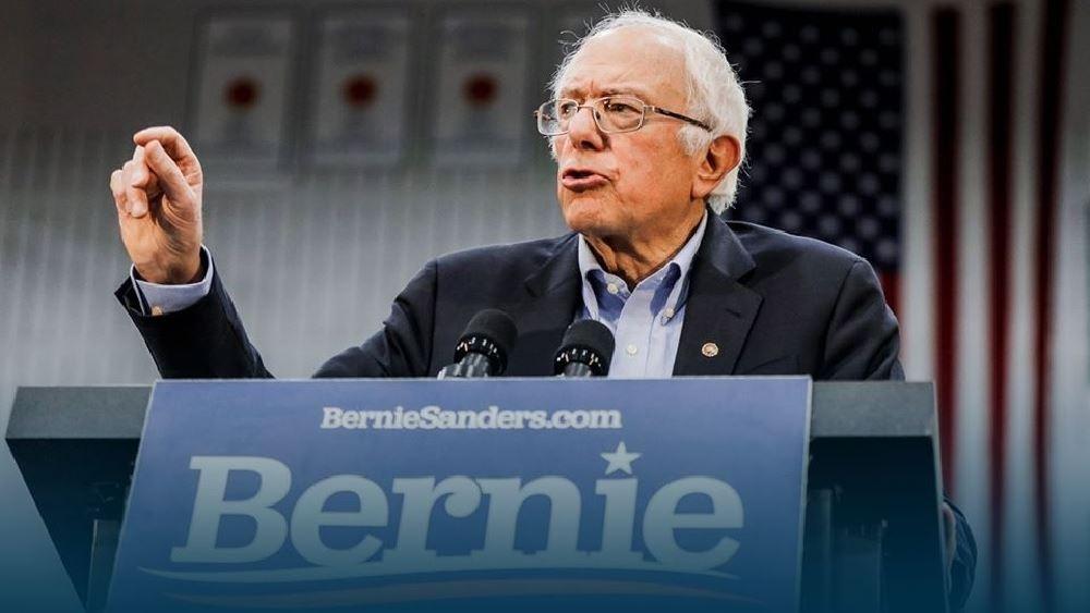 Ο Μπέρνι Σάντερς ματαίωσε προεκλογική συγκέντρωση λόγω κοροναϊού