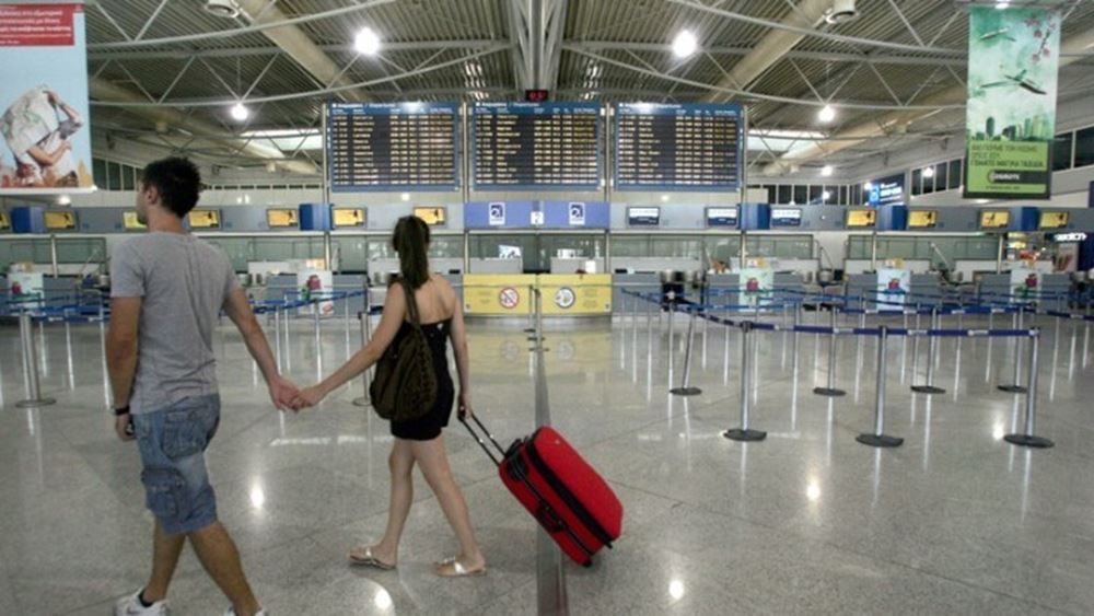 Foreign tourist arrivals in Greece totaled 2.3 million so far, minister says