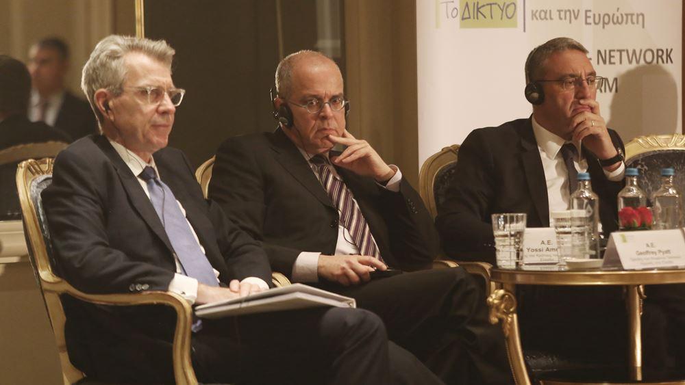 Τι συζήτησαν οι πρέσβεις ΗΠΑ, Τουρκίας, Ισραήλ σε κλειστό κύκλο - Προκλητικός ο Τούρκος πρέσβης