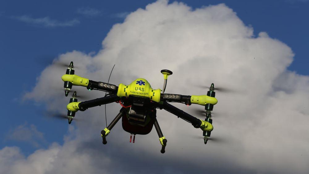 ΗΠΑ: Το ΥΠΕΣ καθήλωσε τα κινεζικής κατασκευής drones του