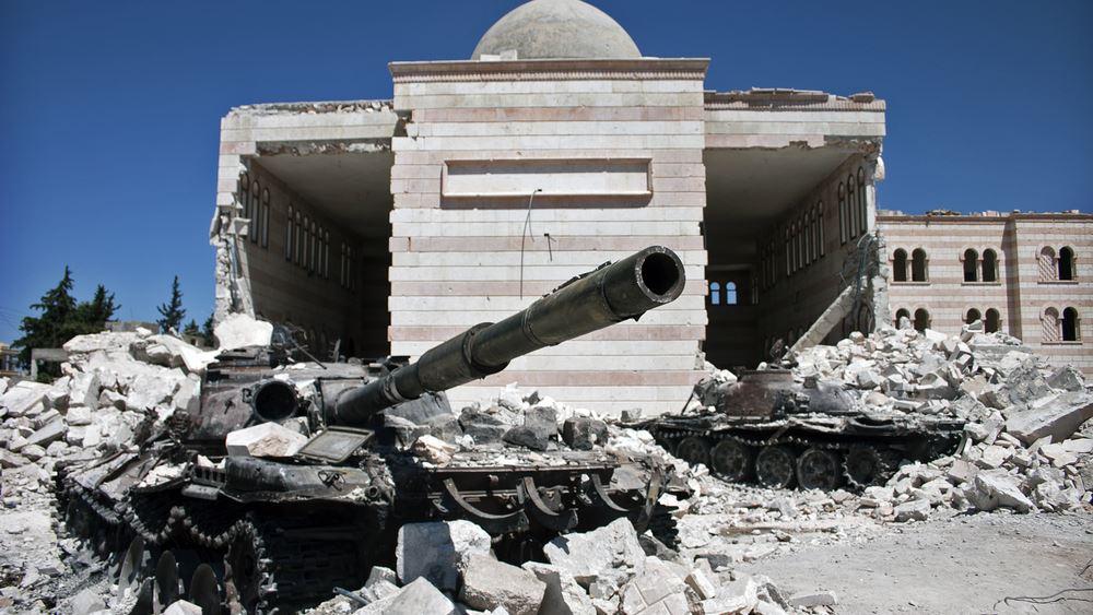 Συρία: Ένα Σύρος στρατιώτης νεκρός μετά από αεροπορική επιδρομή των ισραηλινών δυνάμεων