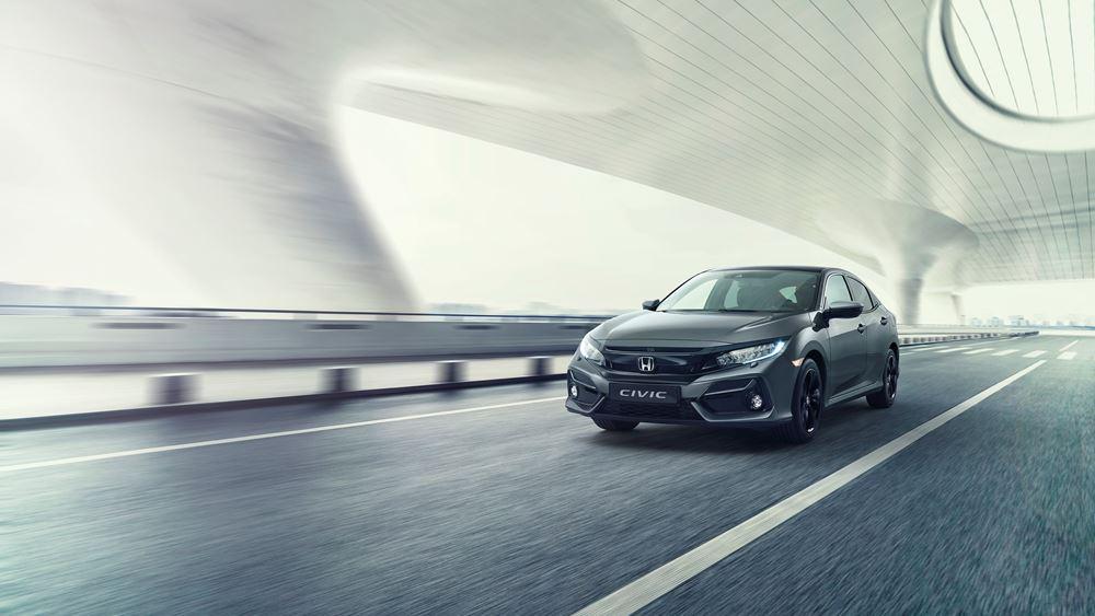 Nέο Honda Civic Facelift
