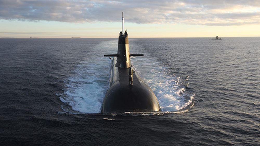 Αυστραλία και Γαλλία υπέγραψαν τη σύμβαση ανάθεσης στη Naval Group της κατασκευής 12 υποβρυχίων