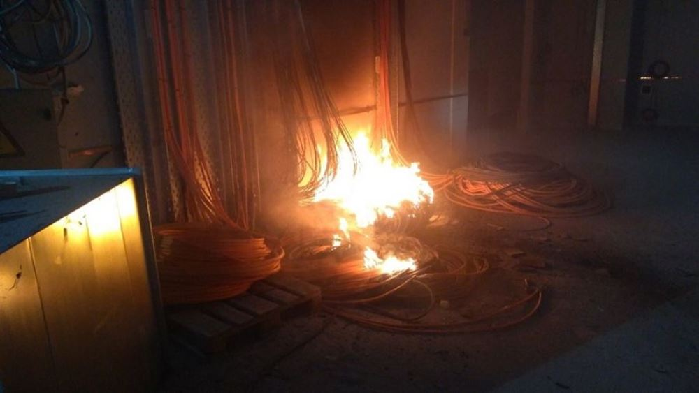 Επίθεση αγνώστων στο πρώην προξενείο της Ινδίας στη Θεσσαλονίκη