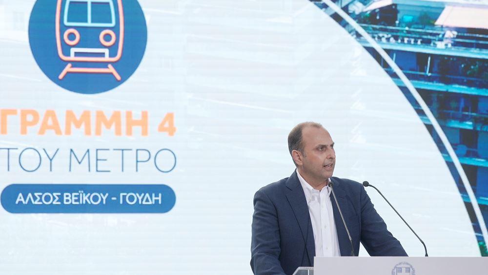 """Γ. Καραγιάννης (Γενικός γραμματέας Υποδομών): """"Τρέχουν"""" όλα τα μεγάλα έργα στη χώρα"""