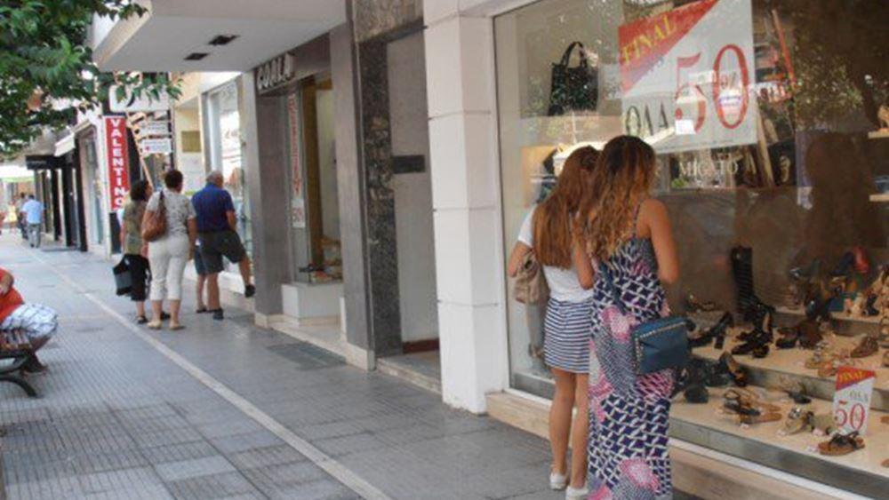 Κίνητρα από τον δήμο Αθηναίων για να ανοίξουν ξανά 10 καταστήματα στη Στοά Εμπόρων