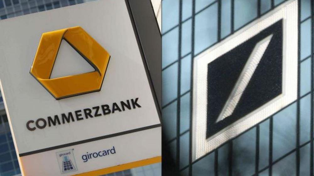Έως την Παρασκευή τα νεότερα για τις συνομιλίες συγχώνευσης Deutsche Bank-Commerzbank