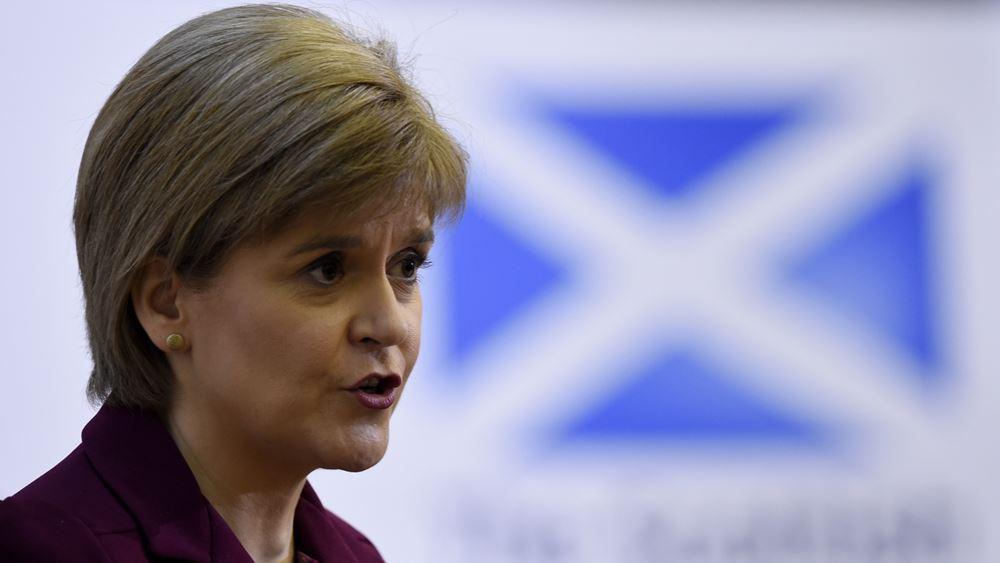 Η πρωθυπουργός της Σκωτίας επιμένει στο σχέδιο για νέο δημοψήφισμα ανεξαρτησίας