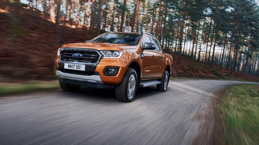 Η Ford είναι η Νο 1 εταιρεία σε πωλήσεις στην Ελλάδα στα LCV