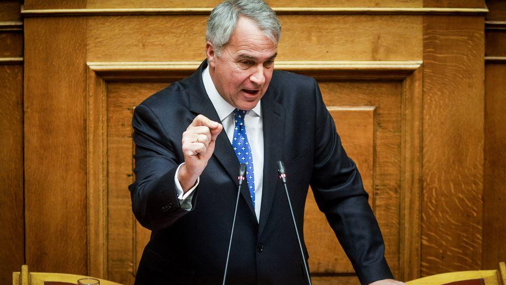 Βορίδης: Καταργείται άμεσα η υπουργική απόφαση για τις Διεπαγγελματικές Οργανώσεις