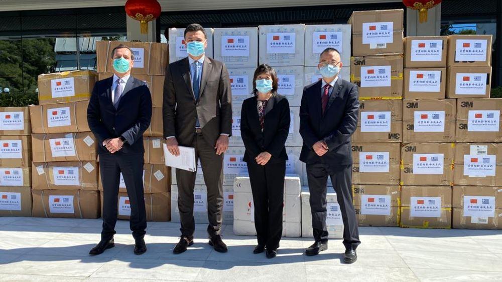 Ο ΑΔΜΗΕ στηρίζει το Εθνικό Σύστημα Υγείας στη μάχη κατά του κορονοϊού