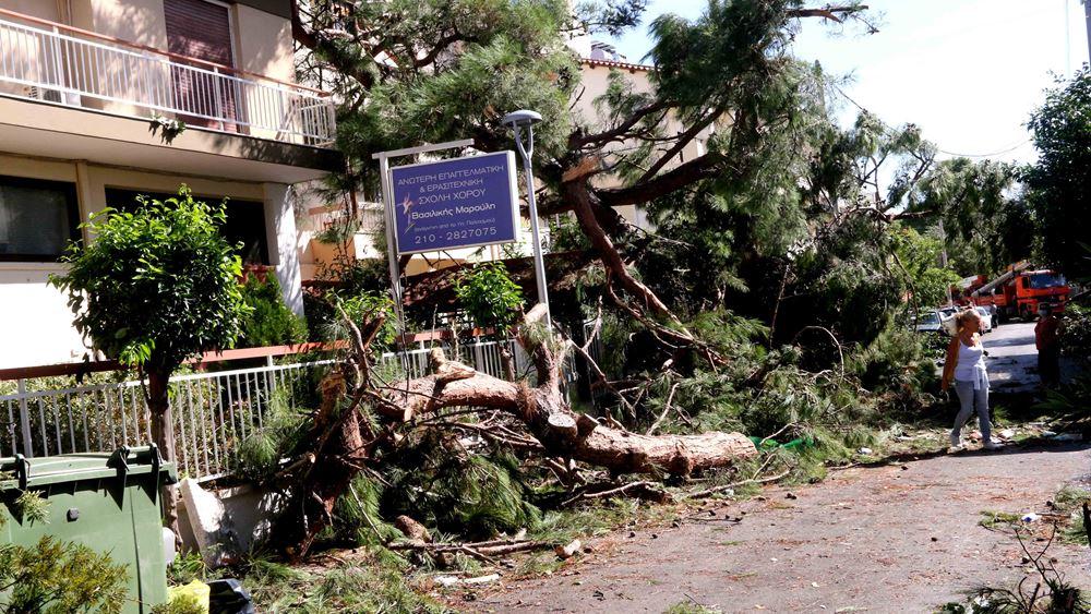 Σε κατάσταση Έκτακτης Ανάγκης κηρύχθηκε ο Δήμος Ηρακλείου Αττικής