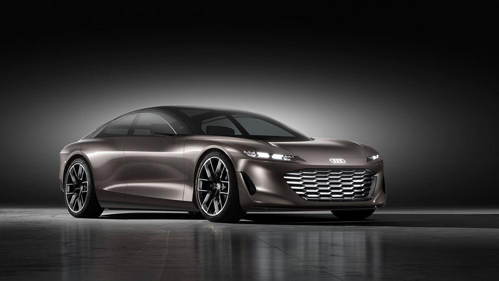 Audi grandsphere: First Class ταξίδι στο μέλλον