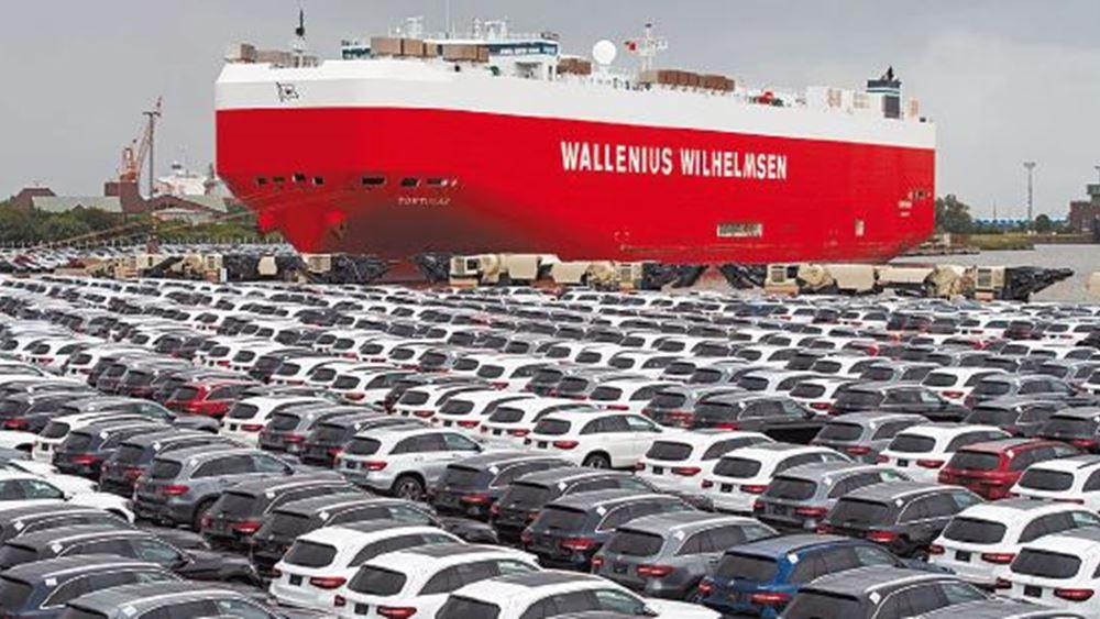 ΗΠΑ vs Ευρώπη: Προς νέο εμπορικό πόλεμο με αιχμή την αυτοκινητοβιομηχανία