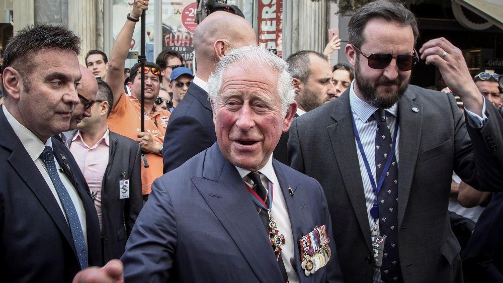 Ο πρίγκιπας Κάρολος βγήκε από την καραντίνα και είναι καλά