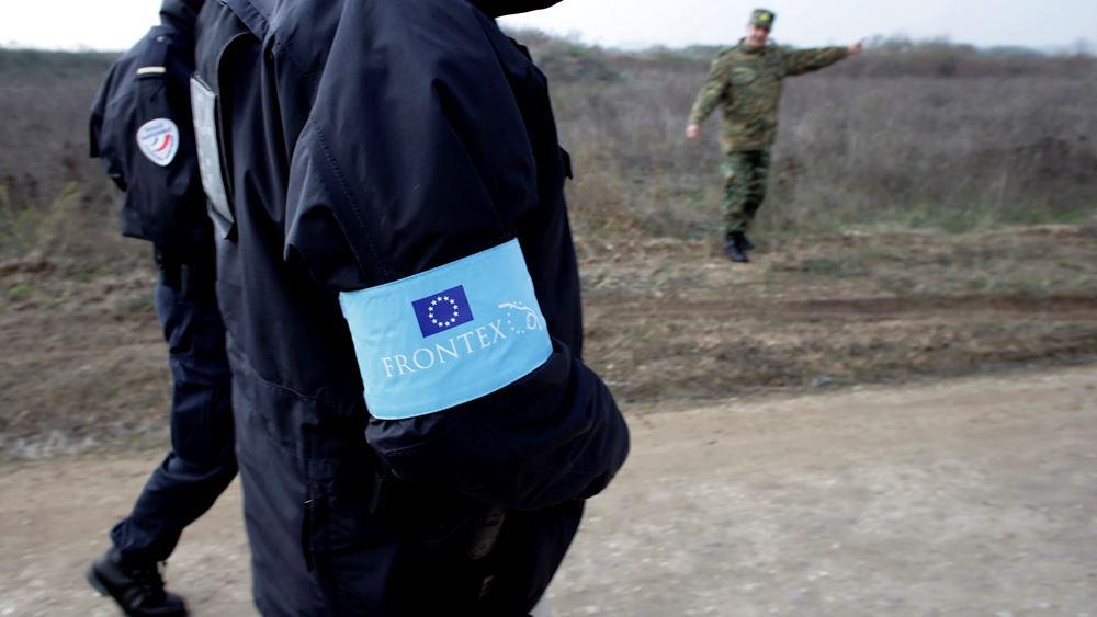 Η Frontex αναπτύσσει δύναμη συνοριοφυλάκων στα σύνορα Λιθουανίας - Λευκορωσίας