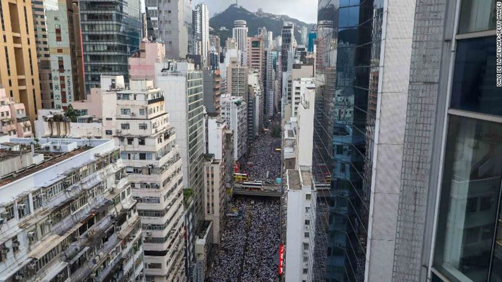 Χονγκ Κονγκ: Το δ' τρίμηνο του 2019 αναμένεται να είναι το πιο αδύναμο οικονομικά εδώ και 21 χρόνια